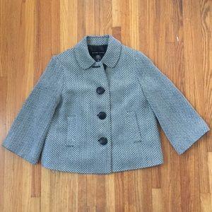 New York & Company tweed blazer
